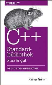 C++ Standardbibliothek (O'Reilly Media, 2015)